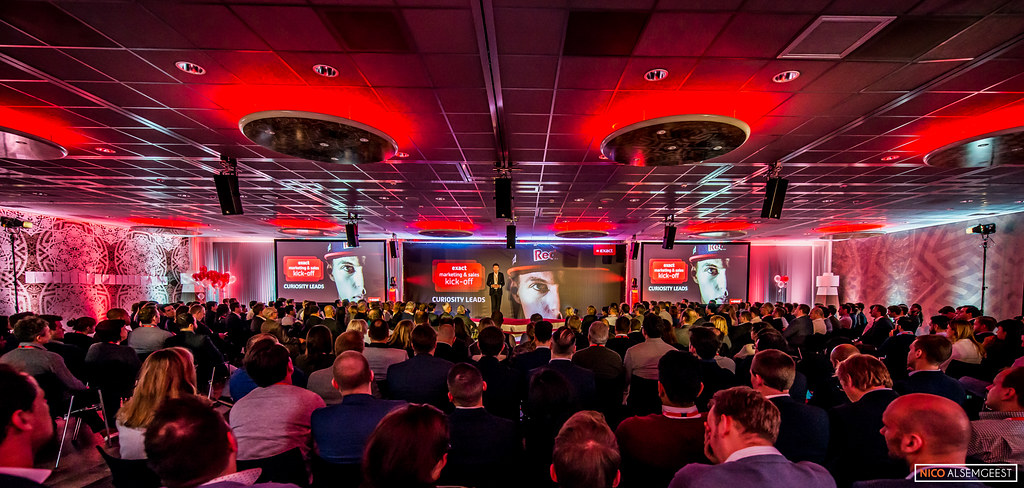 Exact marketing & sales Kick-off 2017