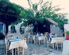 @  - Lefkiano 4 (Nick Han89) Tags: restaurant aegean greece paros cyclades lefkes localfood greekcuisine