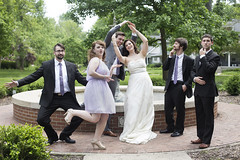 Wedding Party (Jean Loper) Tags: wedding groom bride weddingday bridalparty indianapolisweddingphotographer jeanloperphotography
