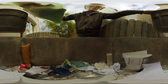 mll runterbringen (DerMische) Tags: panorama 360 dortmund 360 equirectangular kugelpanorama