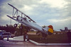 Bolivian Boeing Stearman PT-17