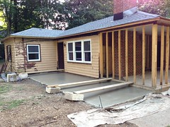 """Concrete Patio Slope • <a style=""""font-size:0.8em;"""" href=""""http://www.flickr.com/photos/76001284@N06/9372226827/"""" target=""""_blank"""">View on Flickr</a>"""