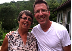 Nancy Crissman and Mike Spangler