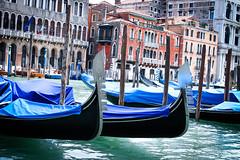 IMG_3078 (maGifoto) Tags: voyage travel venice italy water architecture boat canal eau grand gondola bateau venise italie barque gondole venicia