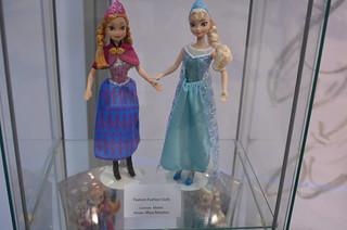 Frozen Dolls Mattel