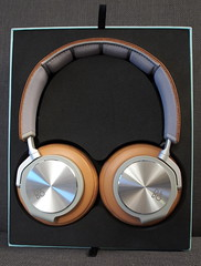 Beoplay H6 inside (paul-henri) Tags: leather beige olympus can bo bang headphone omd olufsen casque cuir h6 em5 circumaural beoplay