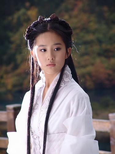 劉亦菲 画像25