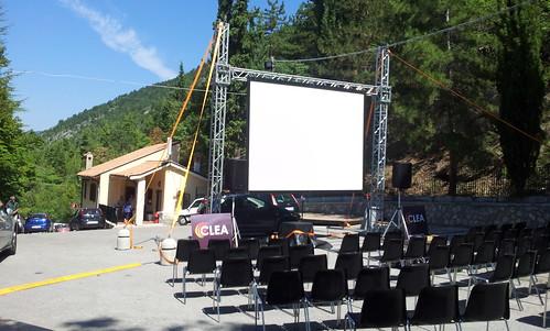 Chalet S. Onofrio - cinema