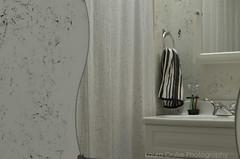 Curved bathroom mirror-horizontal (Cruise93) Tags: white black color reflection public modern silver bathroom mirror design bath sink cabinet contemporary interior vanity skylight remodel shape decor showercurtain medicinecabinet naturallighting bathroomremodel handtowel homeinterior contemporarydesign mirrorpanels linemirrorbathroominteriorreflectioncontemporarydesignwhiteblacksinkvanitycabinetshowercurtainhandtowelmedicinecabinetinteriordesigndecormoderncontemporarysilverskylightbathnaturallightinghomeinteriorba