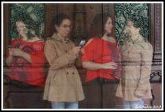 Fantasmas de las nuevas tecnologas / Ghosts of new technologies (Estibaliz Llano Vicente) Tags: new fotomaraton original photography san sebastian no marathon sin ghosts fotografia retouch without retouching fnac technologies donostia maraton fantasmas nuevas retoque fotografico tecnologias photomarathon 2013