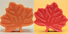 Maple Leaf $3.00 (Clelian Heights) Tags: fall leaves soaps unscented decorativesoaps cleliansoaps cleliancenter