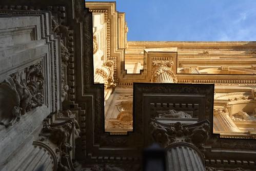 Granada cathedral - light & shade