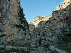 Escursionismo Majella - Valle delle Mandrelle