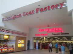 Burlington Mall Entrance (Random Retail) Tags: ny retail mall store burlingtoncoatfactory 2013 horseheads arnotmall