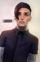 Damon Skin @ The mens dept