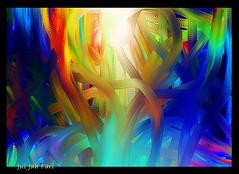 "( c )  "" Feel The Light "" (Jui Jah Fari) Tags: light hot color colour art shirt digital photomanipulation germany painting deutschland lumix licht blog cool artwork paint flickr artist colours foto fotografie artistic expression mixedmedia contemporary modernart kunst magic feel digitalart explosion illumination exhibit fave creation cover soul flashlight artshow bild seeme lightshow farbe painters bunt ausstellung lichter jah artfoto brilliantcolors farbenrausch fari künstler malerei leuchtfeuer kreativ artattack gütersloh jui fühlen bildbearbeitung artsoul creativephoto artdigital ausbruch artshirt shockofthenew magicpics jahfari paintcreation diamondstars awardtree juijahfari kreativepeople"