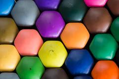 Crayon (qitsuk) Tags: colour macro up closeup pencil colours close crayon