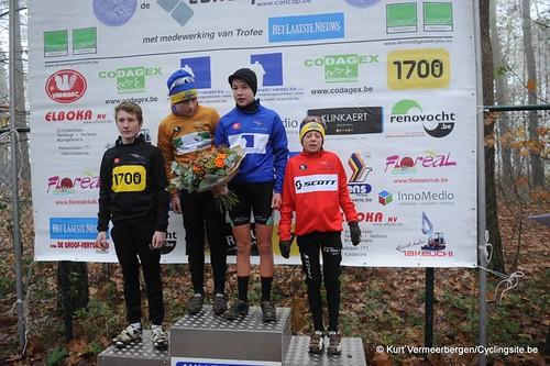 Nieuwelingen & juniores Lichtaart (200)
