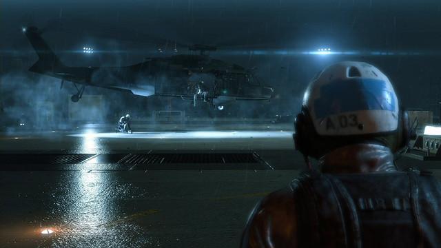 『潛龍諜影5:原爆點』亞瑪遜 限定 輪轉可動 SNAKE 同捆包