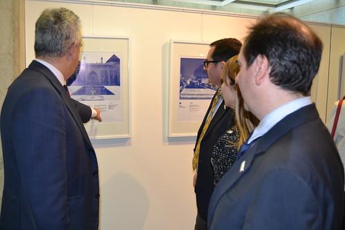 Exposición 'Arquitectura española en el mundo árabe'