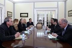 Reunião com a União das Mutualidades