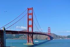 Golden Gate Bridge (ivlys) Tags: sanfrancisco california usa nature landscape goldengatebridge alcatraz landschaft abigfave ivlys