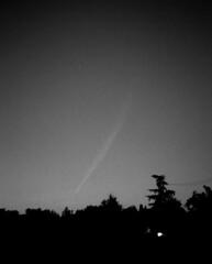 Comet Ikeya-Seki October 1965 (Mike Dole) Tags: comet cometikeyaseki