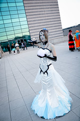 consequence.13 (seventieth.) Tags: anime outdoors costume cosplay manga convention
