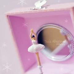 The Ballerina (Miss.Dua'a) Tags: pink ballet cute dance ballerina antique pastel dancer kawaii lovely musicbox صندوق girlystuff كتب رقص balletdancer بنات بك الاسود احلام كيوت موسيقى راقصة الباليه هدايا باليه خواطر أدب يليق مستغانمي بوح