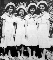 First Girl Scouts, 1940