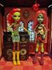 Venus McFlytrap and Three-Eyed Girl (Dollsville USA) Tags: girl monster high punk venus couture threeeyed mystixx mcflytrap