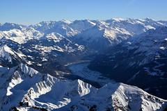 LSMM  (...Bou.oO2) Tags: winter sky snow mountains switzerland fly flying airport day newyearseve runway berne airfield meiringen lsmm hbkcj nikond7100 silvester2013 bouoo2