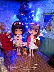 Bimba y Bambi os desean Felices Reyes ☺