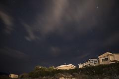 Cielo estrellado (Sento MM) Tags: playa alicante sanjuan estrellas nocturna cabodelashuertas