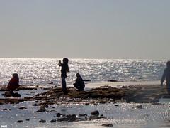 Sea Life (Mari Rasti) Tags: travel light sea sky sunlight girl photo iran gheshm pepole sonyh50 marirasti