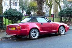 Grinnall TR8 Convertible 1980 3.9 V8 (© Andrew) Tags: auto old classic voiture coche rare