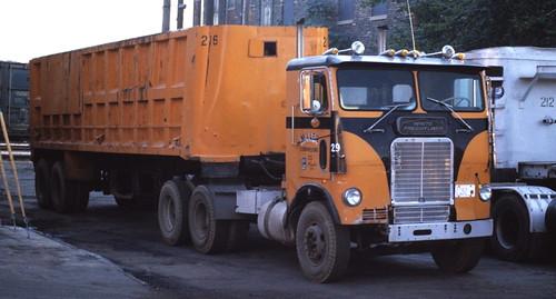 Migthty Miller Freightliner