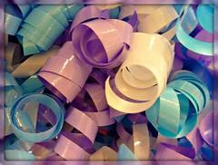 Pastel Swirls (Oh Kaye) Tags: macro ribbon swirls ribbet odc pastelcolors
