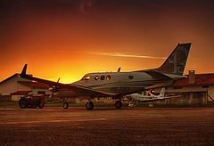Sunset (Lucas Gabardo) Tags: sunset entardecer bacacheri be9l prtro