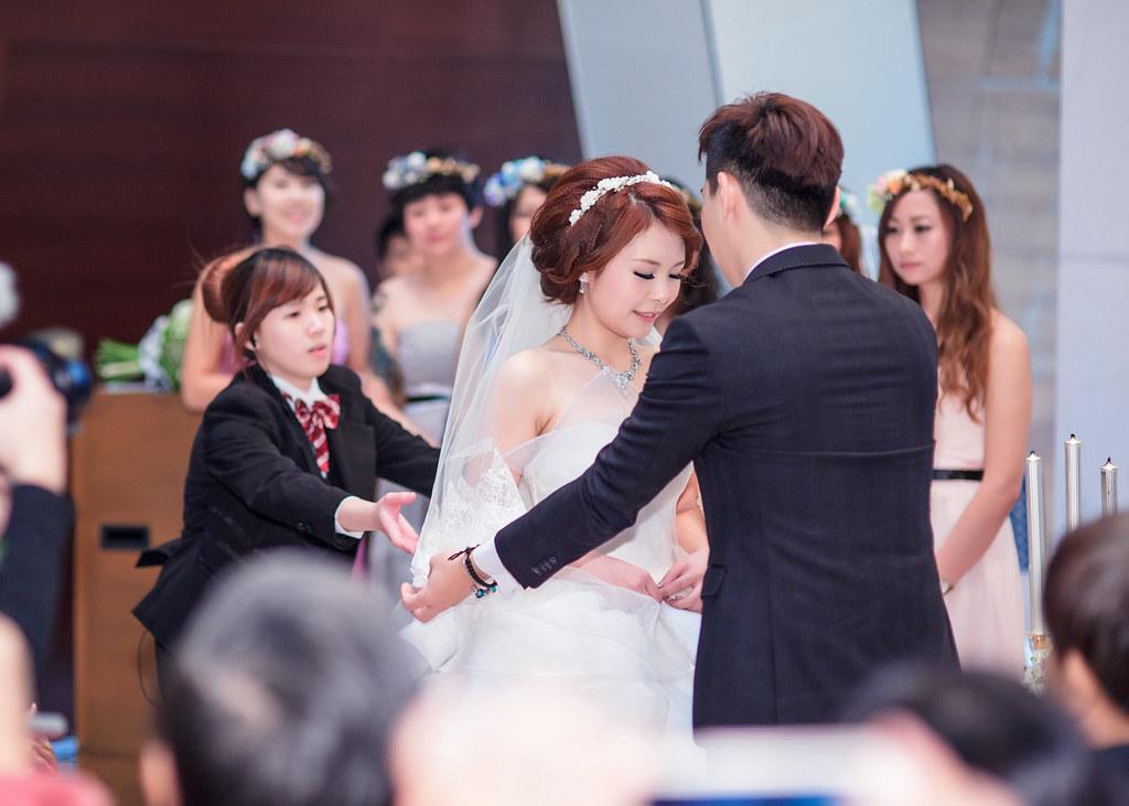 台北內湖麗庭 婚攝-BU