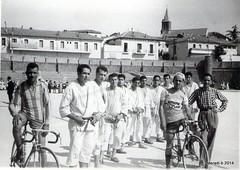 Judo au stade si hamdane (m_bachir-   -) Tags: judo sport algerie om medea mermouz {vision}:{people}=099 {vision}:{face}=099 {vision}:{outdoor}=0953 {vision}:{text}=0625