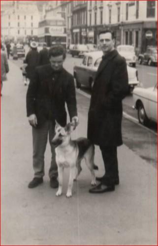 Colin Reynolds Rothesay 1968