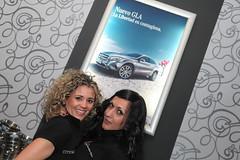 63-Citycar Sur presenta los nuevos Mercedes-Benz Clase C y GLA con la espectacular actuación de Nancys Rubias