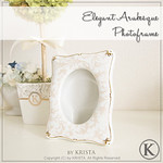 "Elegant Arabesque Photo Frame <a style=""margin-left:10px; font-size:0.8em;"" href=""http://www.flickr.com/photos/94066595@N05/13690638363/"" target=""_blank"">@flickr</a>"