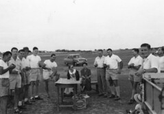 Drinks at a function for the Normanton Golf Club Queensland ca. 1954 (State Library of Queensland, Australia) Tags: golf gulf qld queensland normanton statelibraryofqueensland gulfofcarpentaria slq normantongolfclub golfqueensland