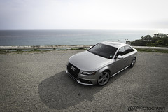 Audi S4. (Charlie Davis Photography) Tags: