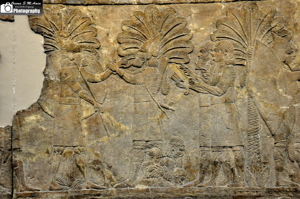 sculpture and late assyrian palace essay You are welcome to read our essay on the baroque period  a case in point is the grand palace of versailles that was constructed by the  the sculpture,.