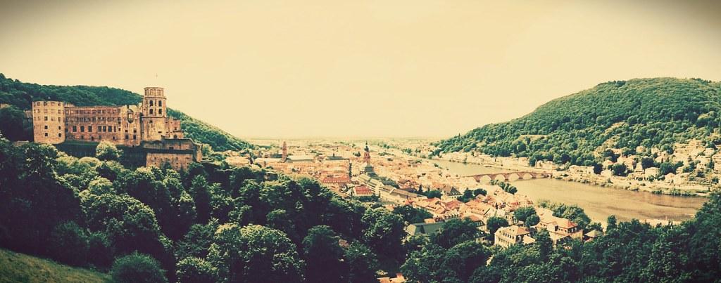 Heidelberg by lackystrike, on Flickr