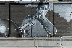 Asphalte (Real Photo // Charleroi) Tags: street streetart graffiti belgium belgique charleroi wallonie wallonia marchienneaupont xpro1 fujixpro1 fujinonxf1855