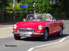 1967 MG MGB (Rorymacve Part II) Tags: auto road bus heritage cars sports car truck automobile estate transport historic mg motor saloon compact mgb roadster motorvehicle mgmgb